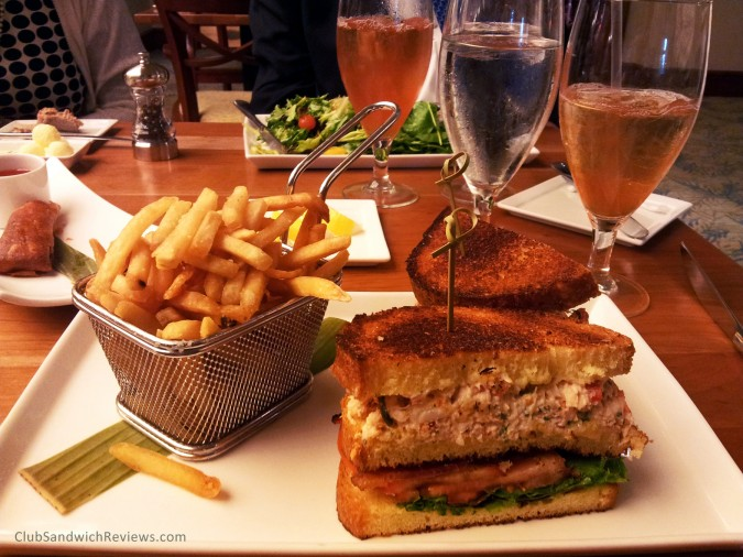 hudson kitchen lobster club flickr photo sharing lobster club sandwich ...