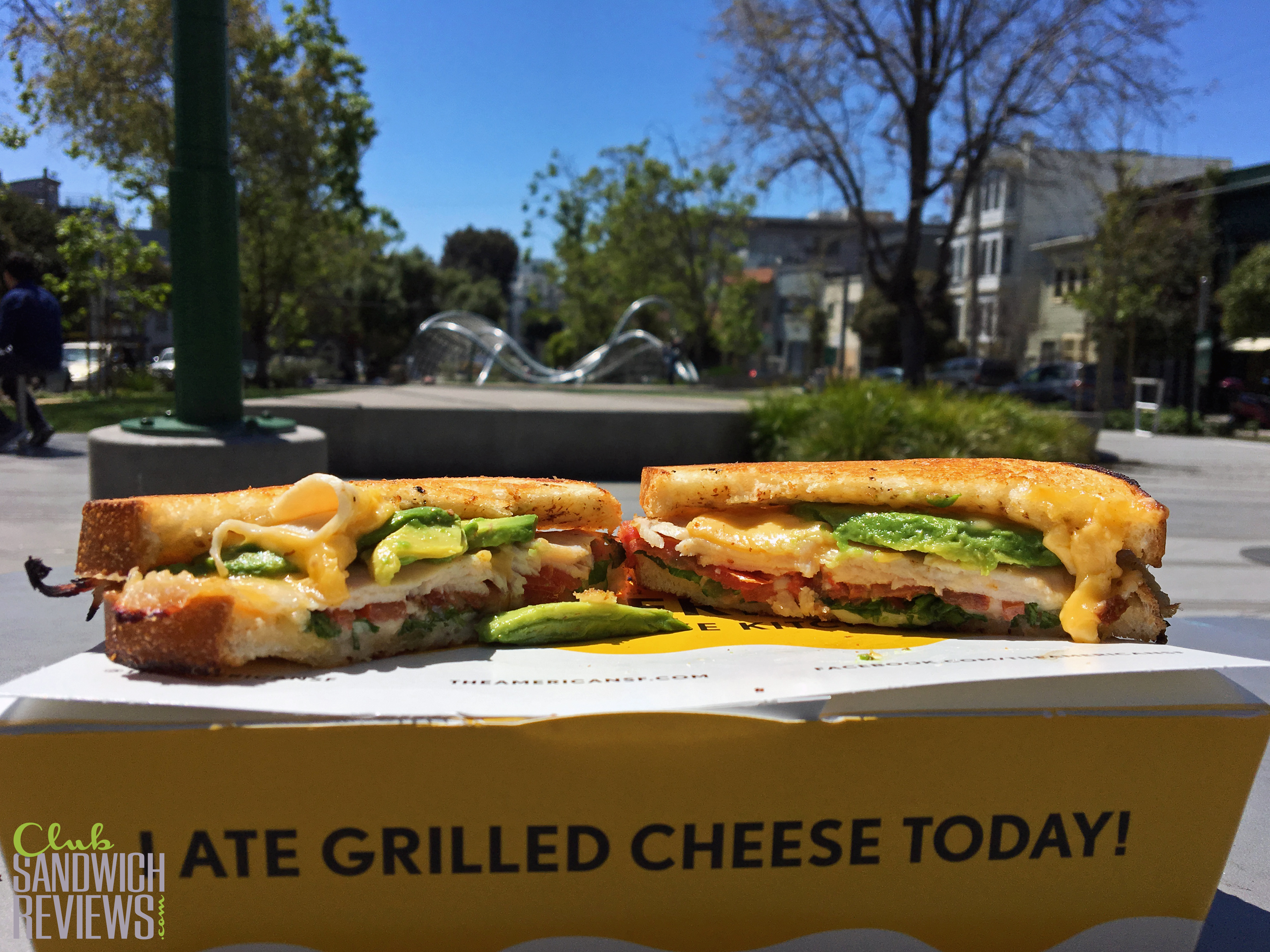 The American Grilled Cheese Kitchen, San Francisco, CA USA - Club ...